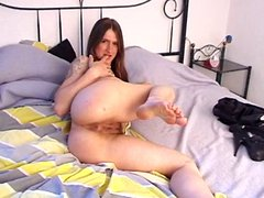 hairy & big boobs nat solo - part 2