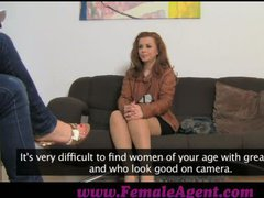 FemaleAgent Strap on pleasure