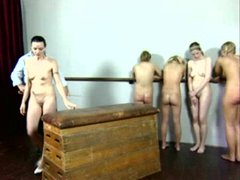 Freaks of Nature 146 Heavy Caning for Ballet Girls