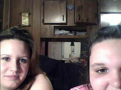 Fat Chubby Teens playing with their Tits and Pussy on Cam-2