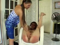 Anca's Spanking and Breast Play xLx