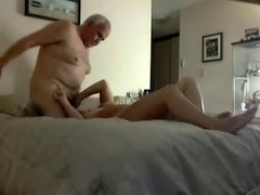 Mature couple- a solid fuck