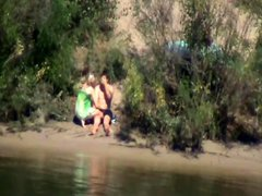 spy video fuck-on-the-river