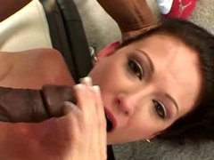 Hailey Young - Blowbang Throatfuck 2