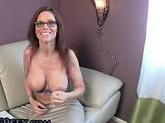 JOI jerk therapy session with a sexy housewife milf