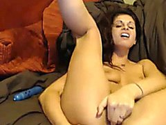 Hot Teen Latina Playing with her Pussy HD