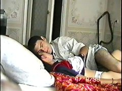 uzbek couple amateur