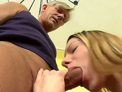 Christoph Clark is very horny stepfather