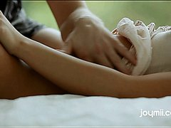 Slow and sensual blowjob and sex