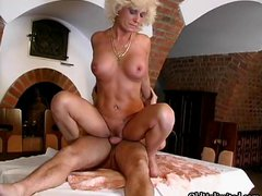 Horny experienced mom loves getting part6