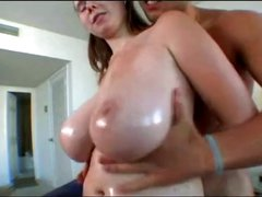 TEEN WITH HUGE BOOBS FUCKED
