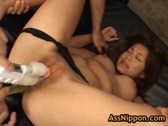 Drugged yuka matsushita gets her amazing pussy fucked 3 by assnippon