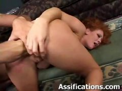 Audrey's Awesome Ass-capade