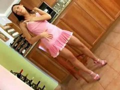 Young teen solo porn video