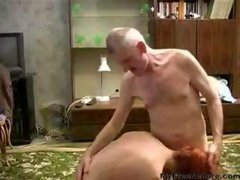 Old Man And Young Babe mature mature porn granny old...