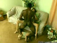 Yound Latina With Bbc black ebony cumshots ebony...