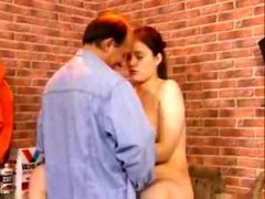 German girlfriend Taboo sex with Old Neighbour from...