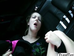 Divorced wife anal fucked with a driver