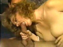 Curly redheaded milf analized