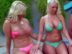Molly Cavalli, Phoenix Marie and Sarah Vandella are three sexy