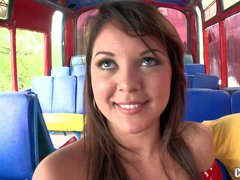 Nataly had an angelic face and lovely smile. She was