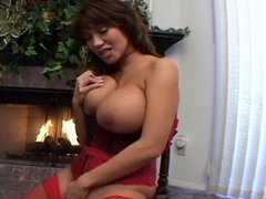 BUSTY MATURE ASIAN SLUT AVA DEVINE GETS HER ASSHOLE POUNDED HARD