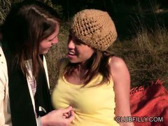 Kara Price and Audrey Rose are lesbian best friends that