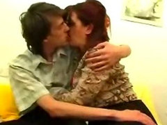 Mature mother son sex - fake