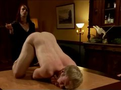 :- MY SUBMISSIVE HUSBAND -: femdom movie =ukmike video=