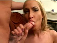 Best scene of Sophie Evan in interracial gangbang