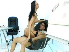 Killergram Cum Into My Office Jasmine Jae