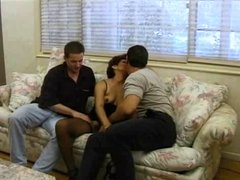 Ugly Face DP and Licks Friends Butt