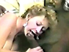 Blacked mature amateur wife
