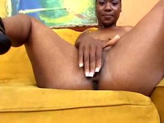 Ebony Clit Squirters