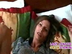 MILF sex in the Bedroom