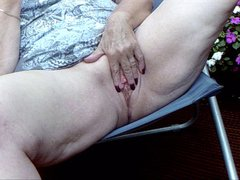 Pandora's clit ,her pump and BBQ tools up her