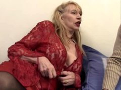Marie-The french mature