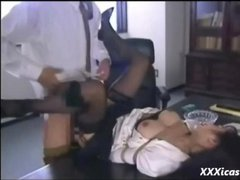 Rough Asian Sex And Facial