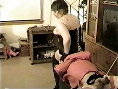 Mighty mistresses discipline their slaves with just the right amount of pain