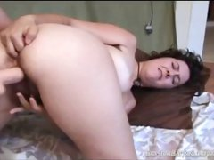 HomeGrownHairyBush Hairy Lesbians Fuck With Toys
