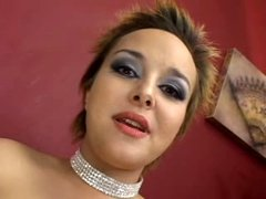 cytheria-pregnant and squirting