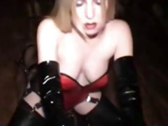 Desirable dime with an irregular virginia belle gets on with some kinky sex