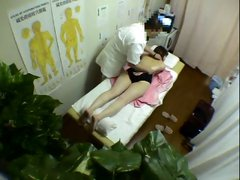 Japanese Massage Fuck