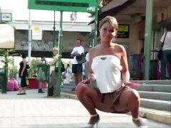 Public Flashing And Pissing