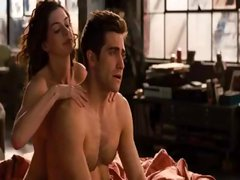Anne Hathaway in her movie Love And Other Drugs showing some skin
