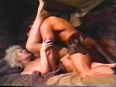 Classic porn with Nina Hartley in the movie The Barbarian