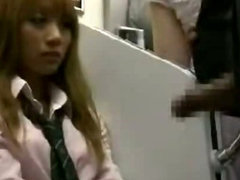 Naughty Ideas On The Bus asian cumshots asian swallow japanese chinese