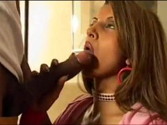 Tasty Indian girl finds BBC pleasurable