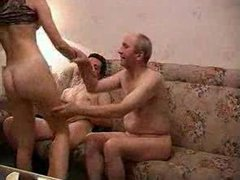 GANG BANG WITH OLD MAN AND BOY