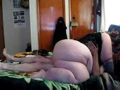 Ssbbw huge pear fuck